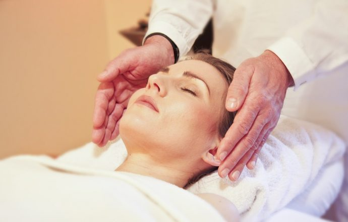 Massage i Vinding